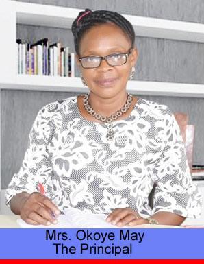 Mrs Okoye May-Principal New Heights College